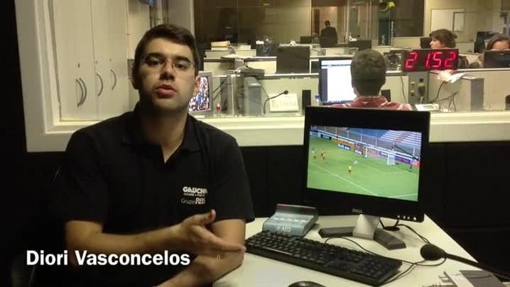 Gol de empate do Fluminense foi irregular - 01/06/2014