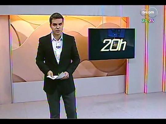 TVCOM 20 Horas - Sindicalistas liberam acesso a estação de transbordo de lixo na Lomba do Pineiro e mais um teste para o Beira-Rio - Bloco 3 - 06/06/2014