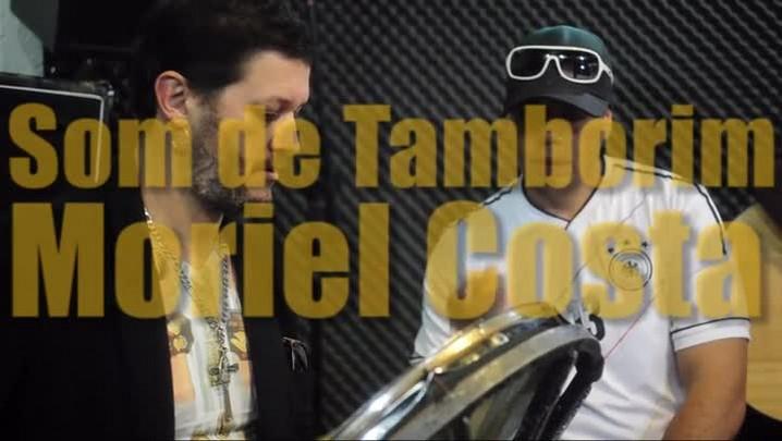 """A história de um samba – Moriel fala da canção """"Som de Tamborim"""", do novo disco do Dazaraha"""