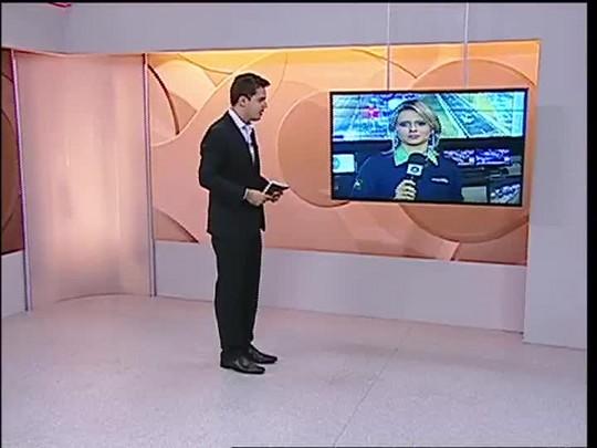 """TVCOM 20 Horas - Conheça o \""""Caminho do Gol\"""", trajeto que vai do centro da capital até o Estádio Beira-Rio - Bloco 3 - 11/06/2014"""