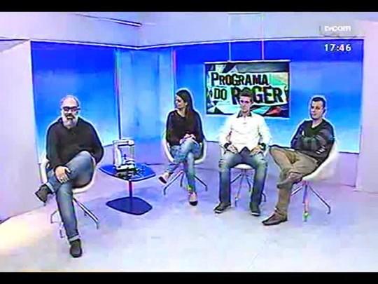 Programa do Roger - Mostra Sonhos Acessíveis - Bloco 1 - 21/07/2014