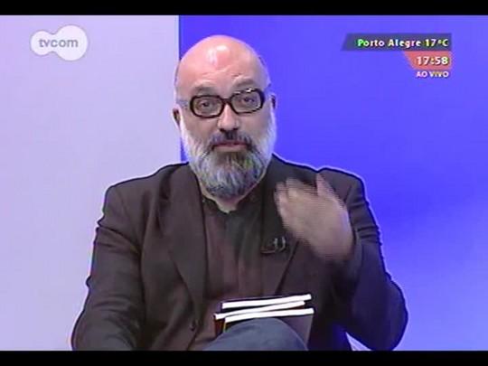 Programa do Roger - Escritores Mário Pirata, Júlio Zanotta E Jorge Rein - Bloco 2 - 01/09/2014