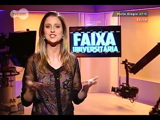Faixa Universitária - Papo Faixa com Carolina Bahia