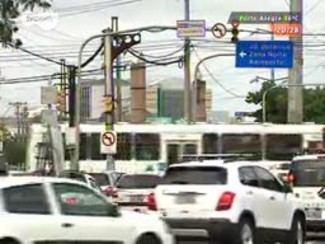 TVCOM 20  Horas - Sinaleiras de Porto Alegre ganham no break - Bloco 3 - 26/09/2014