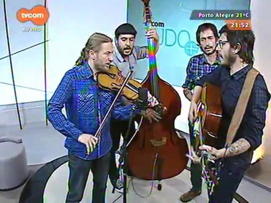 TVCOM Tudo Mais - Conjunto Bluegrass Porto-alegrense lança o segundo álbum