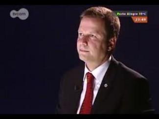 Mãos e Mentes - Vice-presidente do Conselho Federal da OAB e advogado Claudio Lamachia - Bloco 4 - 19/10/2014