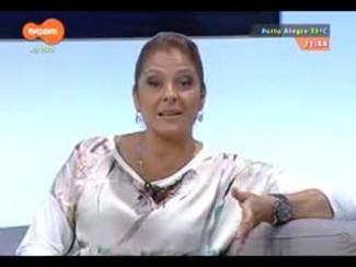 TVCOM Tudo Mais - A importância de uma reeducação de postura com a fisioterapeuta e bailarina Kaanda Gontijo
