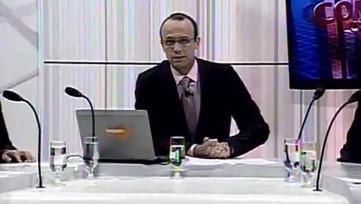 Conversas Cruzadas - A Efetividade da Justiça Brasileira - 3ºBloco - 31.10.14