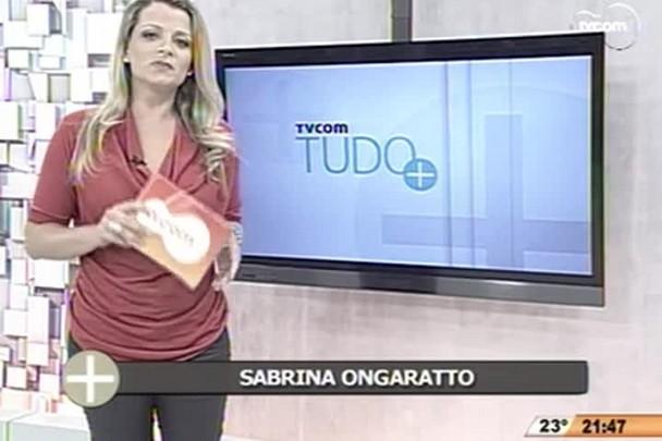 TVCOM Tudo + - Entrevista Jorge e Matheus - 4º Bloco - 03/11/14