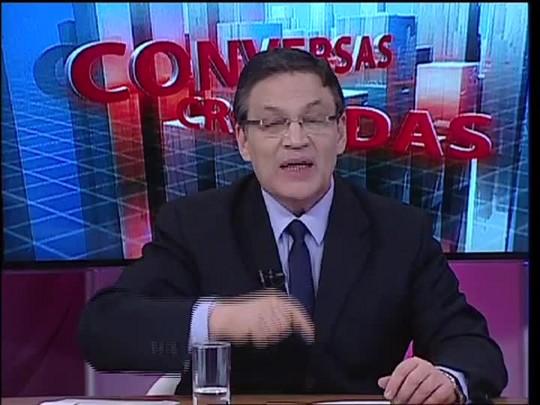 Conversas Cruzadas - Debate sobre fusões partidárias - Bloco 4 - 06/11/2014