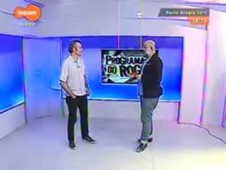 Programa do Roger - Laura Pinzon, cantora - Bloco 4 - 01/12/2014