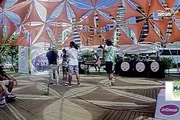 TVCOM Tudo+ - Especial Floripa Tem: aula de zumba - 16.1.15