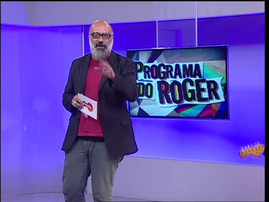 Programa do Roger - Murilo Sá - Bloco 1 - 17/12/14