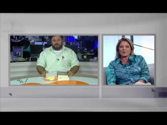 TVCOM Tudo Mais - Carlos André Moreira dá dicas de leitura para o carnaval