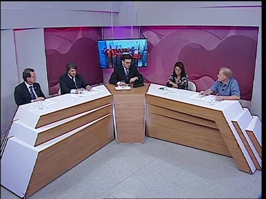 Conversas Cruzadas - Debate sobre a constitucionalidade do piso do funcionalismo - Bloco 4 - 25/03/15