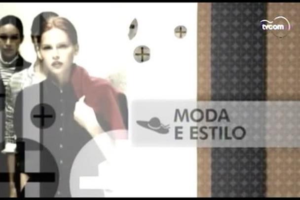 TVCOM Tudo+ - Guia de bazares e brechós: aprenda a garimpar peças para o seu guarda-roupa: quadro moda e estilo - 10.04.15