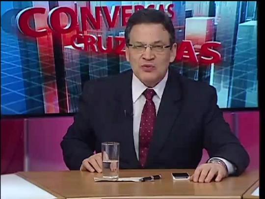 Conversas Cruzadas - Especial Marcello Dorneles - Bloco 3 - 11/06/15