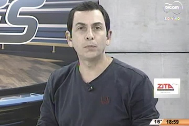 TVCOM Esportes - 2º Bloco - 12.06.15