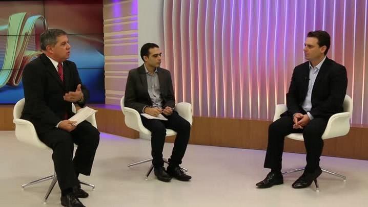 Prefeito Cesar Souza Junior fala sobre mobilidade urbana e garante duplicação da Edu Vieira