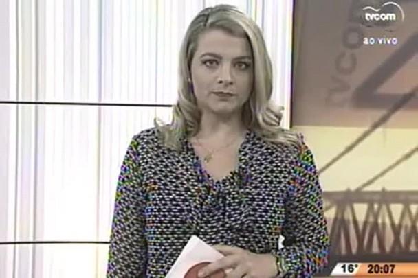 TVCOM 20 Horas - PM decide mudar comando de batalhão em Joinville após onda de violência - 24.07.15