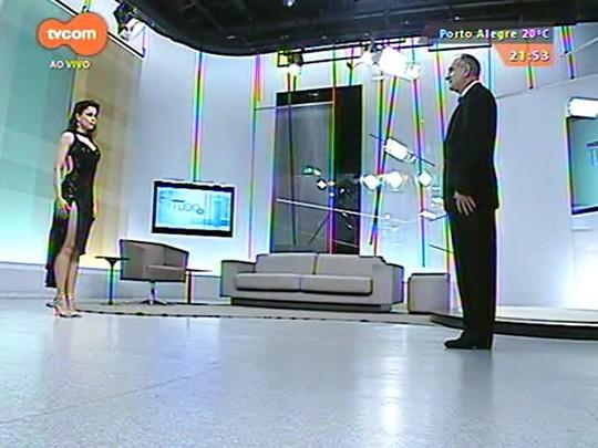TVCOM Tudo Mais - \'Dança Comigo\' revela como é fácil dar os primeiros passos no tango