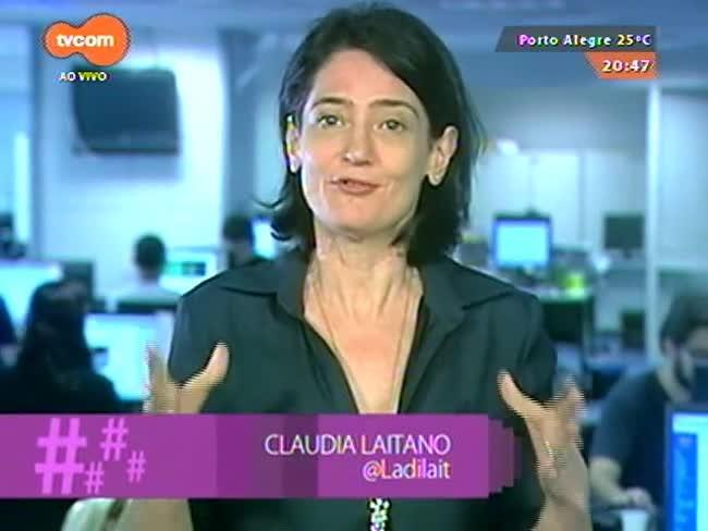 #PortoA - Cláudia Laitano fala sobre o início da 43ª edição do Festival de Gramado que, neste ano, homenageia Marília Pêra e Daniel Filho