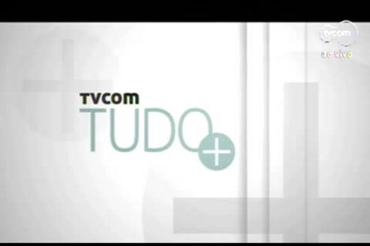 TVCOM Tudo+ - Quadro Receita de Sucesso – Bistrot Fitness se especializa em alimentação saudável e expande para todo Brasil - 11.08.15