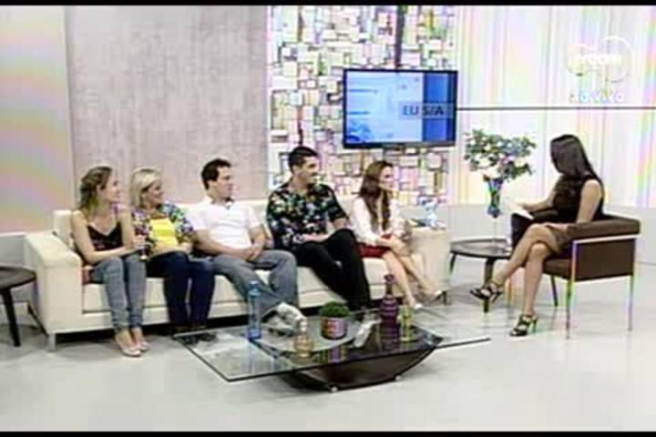 TVCOM Tudo+ - Quadro EU S/A - Educação empreendedora nas áreas de saúde, estética, beleza e bem-estar - 11.08.15