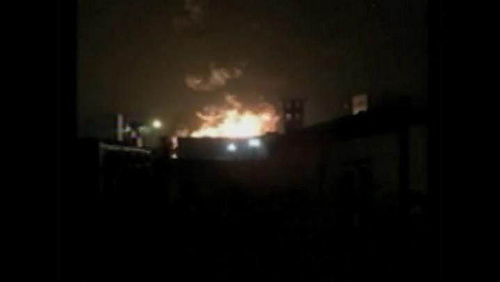 Explosões matam ao menos 17 e deixam 400 feridos na China