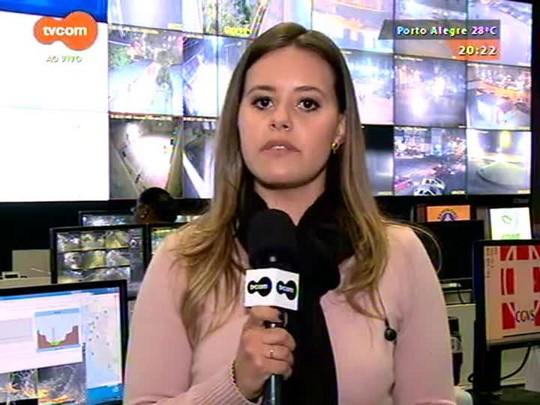 TVCOM 20 Horas - Câmeras de segurança de coletivos da capital não inibem ação de bandidos - 15/09/2015