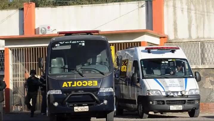 Presos são transferidos após confusão no Presídio Regional