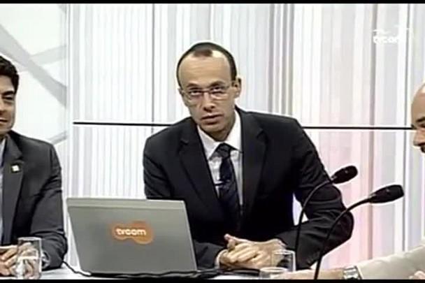 TVCOM Conversas Cruzadas. 2º Bloco. 06.11.15