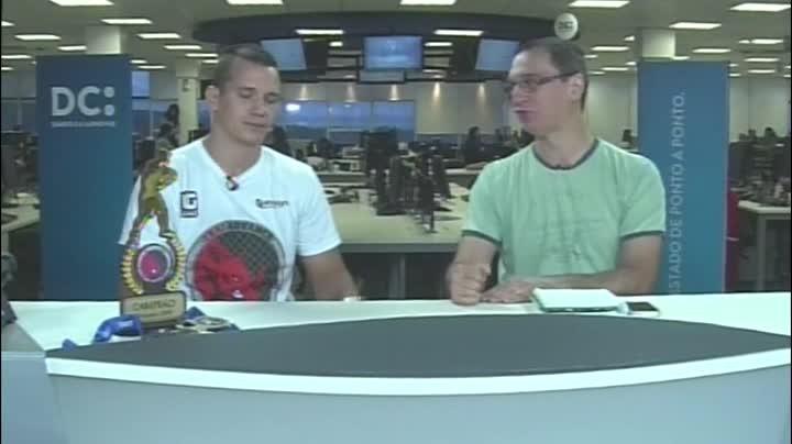 DC Esportes entrevista: Ricardo Mesquita