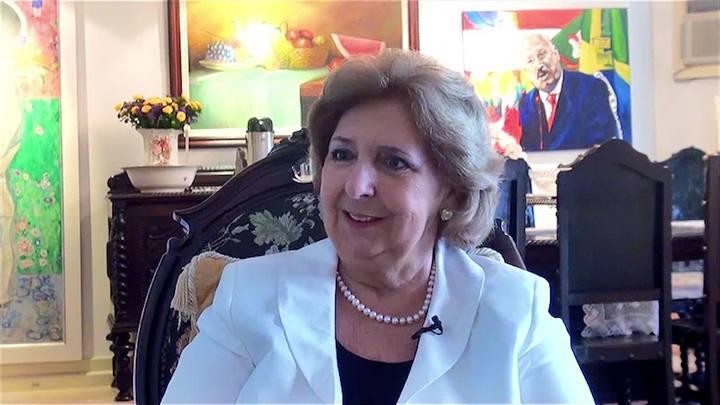 Entrevista com Ivete Appel da Silveira, viúva de LHS
