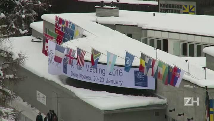 Davos inicia trabalhos em contexto complicado