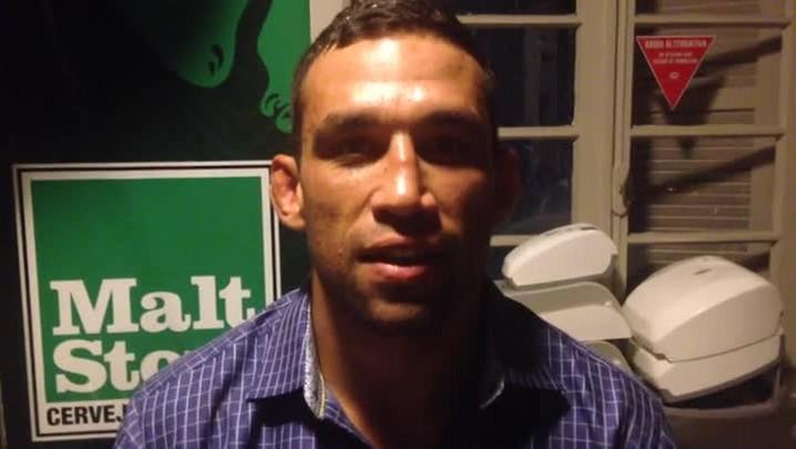 Veja a entrevista do campeão Fabrício Werdum