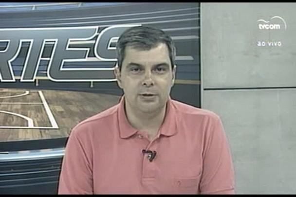 TVCOM Esportes. 2º Bloco. 22.03.16