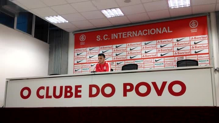 Andrigo comenta versatilidade do ataque do Inter