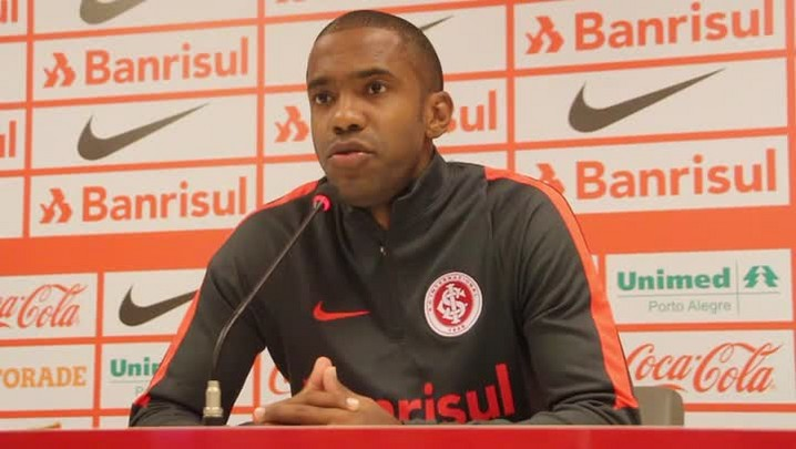 Fabinho avalia as características do time do Inter