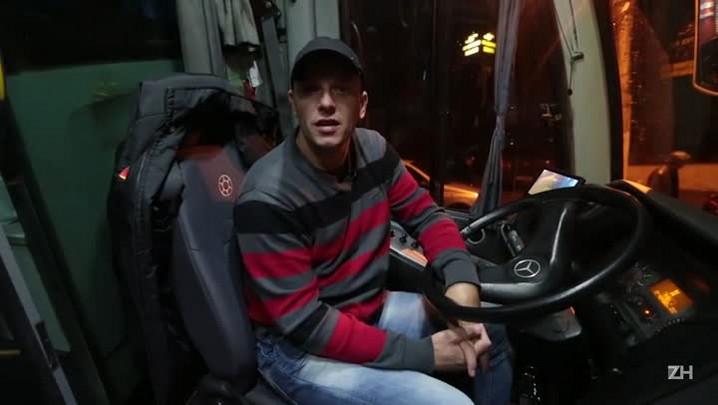 O ônibus d\'Os Atuais