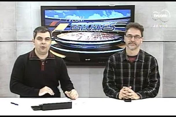 TVCOM Esportes. 2º Bloco. 22.07.16