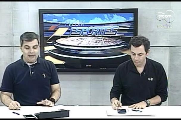 TVCOM Esportes. 2º Bloco. 21.09.16