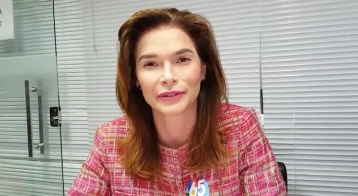 Angela Albino fala da expectativa para a eleição de domingo