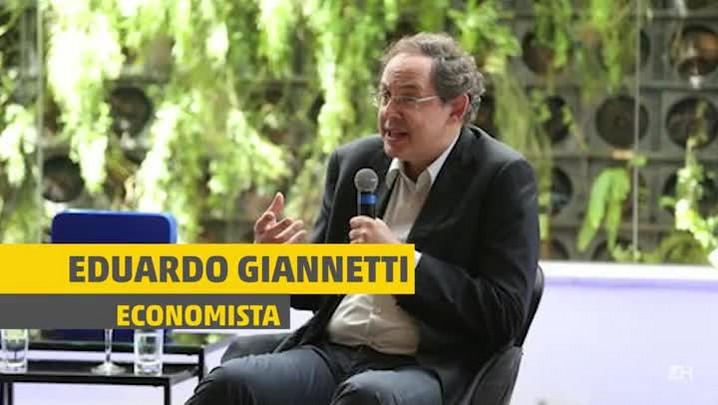 """Eduardo Giannetti: \""""Recuperação da economia será mais lenta e menos confiável\"""""""