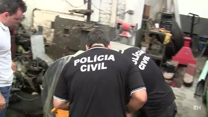 Bombas de drenagem que pertencem à prefeitura são apreendidas em empresas