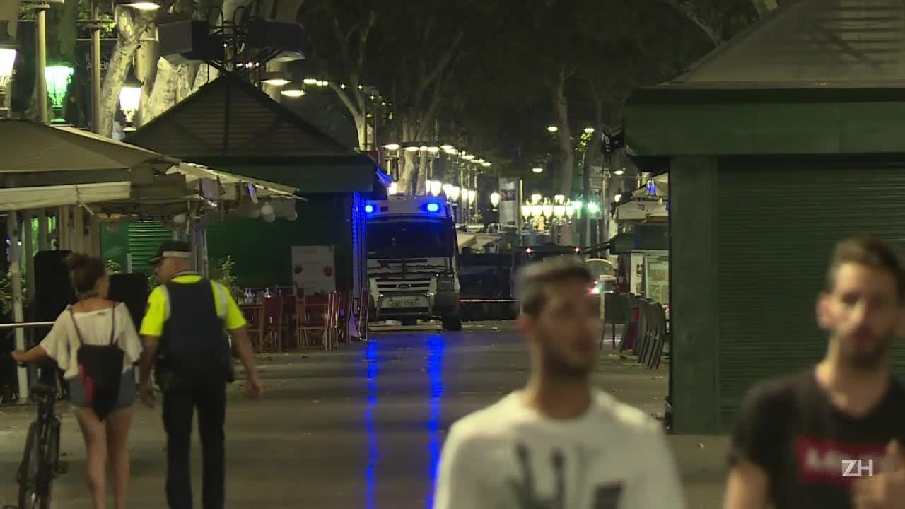Novo ataque assusta a Espanha