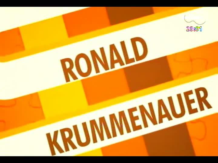 Mãos e Mentes - Ronald Krummenauer - Bloco 1