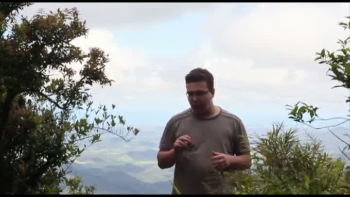 Especialistas falam sobre o Morro do Baú