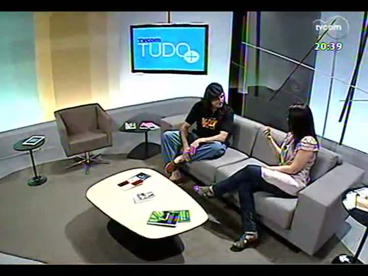 TVCOM Tudo Mais - Borghetti na Estrada