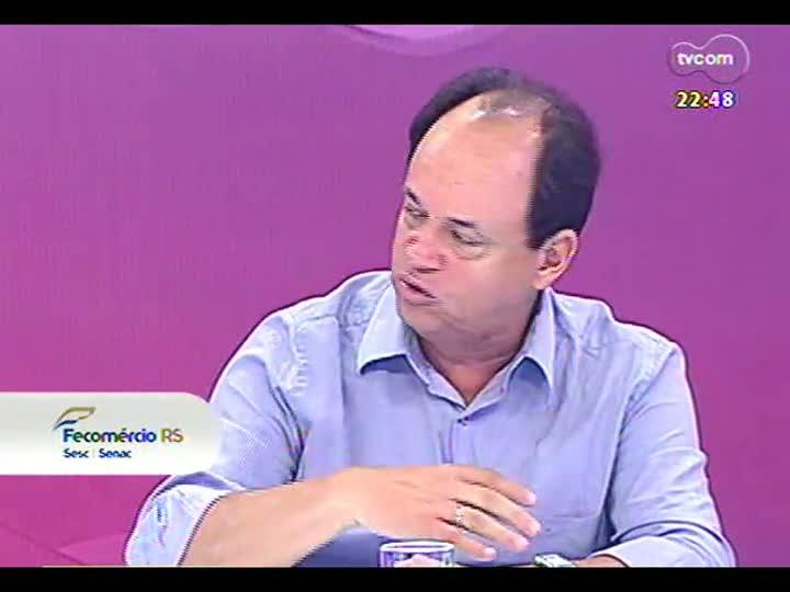 Conversas Cruzadas - O andamento das obras da Copa em Porto Alegre - 25/01/2013